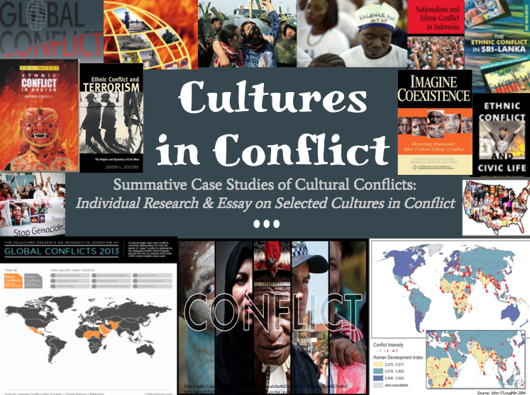 essay about ethnic conflicts